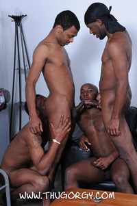 black gay thugs sex Pics thug orgy brooklyn bounce intrigue kash wayne young buck black thugs fucking amateur gay porn category group