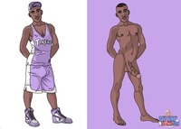 black gay twinks porn Pics showing off hung black twink cock twinky toons gay cartoons
