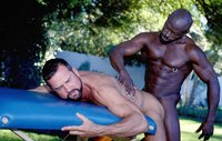 black gays fucking pics interracial gay galleries studs pic