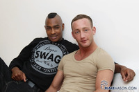 black hard gay porn jonny kingdom tyson tyler white hunk loves hard black penis