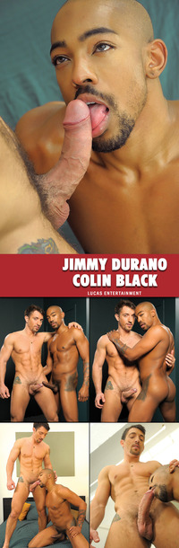 black huge dick gay porn collages lucasent jimmy durano colin black fucks