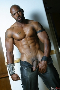 black hunk muscle pics muscle black hunk rock hard tank