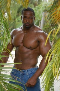 black muscle hunks smm pics july hot sexy black muscle men hunks part god