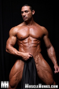 black muscle hunks media black nude muscle men