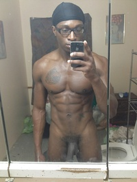 black naked males naked black man showing off his huge bbc escort home
