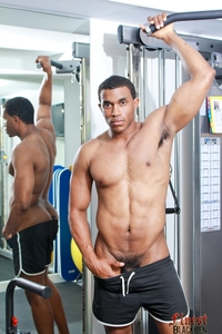 black naked men blackmuscle