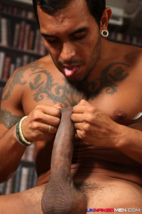 black naked men naked men lucio saints tyson tyler huge uncut cock fucking pounds tight amateur black ass his