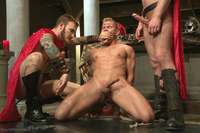 black porn gay male pictures bondage bound gods roman soldiers fuck slaves black gay soldier porn