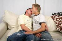 blonde gay sex dcb