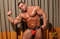body builder naked huge bodybuilder chaz ryan strips naked showers strokes his cock invited voyeur part from jimmy productions pic bulge jock body builder posing out