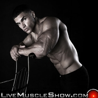 body builder naked naked bodybuilder ruben valdez live muscle show ripped strips strokes his hard cock torrent photo