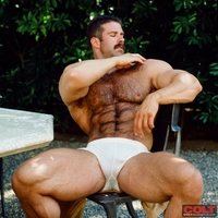 bodybuilder porn gay pete kuzak colt studio group gay porn model flashback friday