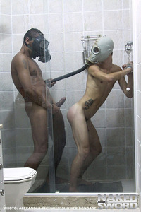 Brazilian gay porn brazilian shower bondage gas mask gay porn search spanking