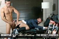 brother and brother gay porn wed brother aff wedding brides men play