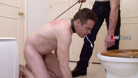 brutal gay porn brutaltops master shamus toilet duties gay porn slaves brutal tops
