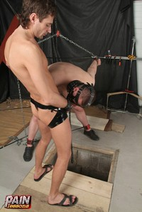 brutal gay sex gay torture master leather pants brutal