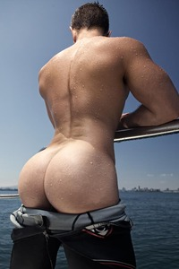 bubble ass gay porn nick sterling randy blue jockstrap beautiful boat ocean muscle ass bubble butt tooching his booty beefy godlike thick thighs personified want inside ugh sterlings mounds perfection