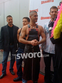 buff gay porn sword gay porn grabby awards ghosts grabbys past amazing photos from previous ceremonies