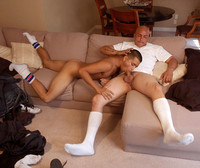 gallery of gay men fetish porn gay men white socks photo