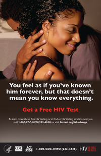 gay African guys nchhstp newsroom tctt poster hug story black men hiv prevention safe study