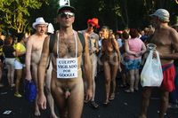 gay and nude scale large photos photo nude exposure national gay pride parade madrid