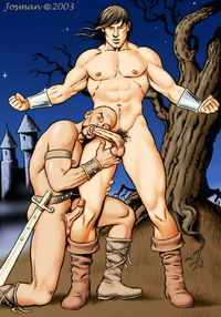 gay anime sex Pics pic gay anime fantasies from cowboys brave knights