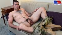 gay army porn Pics all american heroes amry soldier jerking his uncut cock amateur gay porn straight army specialist stroking