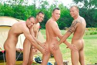 gay ass sex porn visconti triplets jason jimmy joey giuseppe pardi fucking camping trip amateur gay porn category brothers