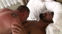 gay bareback daddy porn rico vega michael peters stocky dudes gay bear cub porn denuded