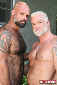 gay bear daddy porn butch dixon jake marshall marco rios silver daddy fucks his cub amateur gay porn bear fucking younger