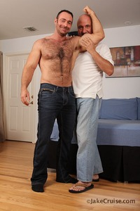 gay bear daddy porn jake cruise brad kalvo gay porn hairy daddy older mature muscle bear hardcore fucking sucking rimming blowjob deepthroat anal oral woof alert