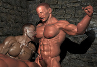 gay bodybuilder sex dungon page
