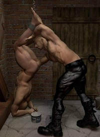 gay cartoon comic porn gay porn guy undergoes brutal fisting dungeon mature hunks outside sexy anal