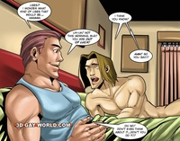 gay cartoon porns galleries dgayworld nice morning gay fuck pic