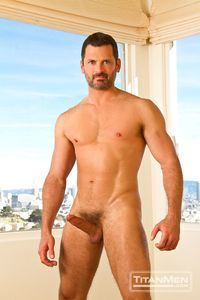 gay collage jocks muscle stud will swagger gets fucked hairy brad kalvo head trip from titan men