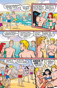 gay comic porn kevin keller faces anti gay bully issue archie comics series