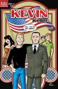 gay comic porn kevinkeller kevin keller archies openly gay army brat