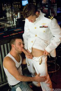 gay eat cum porn hung muscle hunk landon conrad hairy stud parker perry suck cock eat ass flip flop fuck fleet week from falcon studios pic gay studs hunks cum eating pics