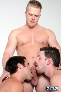 gay group sex images mike marko jizz orgy gangbang gay porn was last weeks hottest cock slut