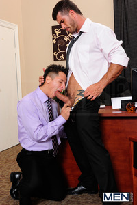 gay guys porn Pics men after hours pick adam killian edin sol gay office porn photo