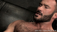gay hairy hunks pics gay fetish gallery where white black hunks have wrestling