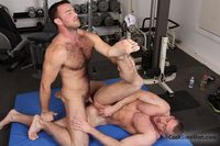 gay male porn hairy heath jordan shay michaels gym working out gay porn hardcore action hairy muscular men cocksure scruffy fucking sucking rimming blowjob topping pounding ass lifting spotting cock benchpress xxx workout buddy males hot game
