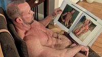 gay man porn gay porn legend muscle hunk casey williams strips naked jacks off his cock relief minute man from colt studio group pic