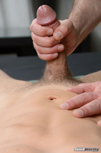 gay massage porn Pics spunkworthy tommy straight guys blow from gay guy massage amateur porn
