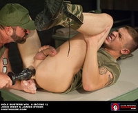 gay men anal porn dungeon military extreme penetration porn movie