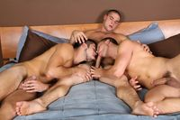 gay men sucking cock pics young straight muscle hunks darius eli solomon suck cock fuck bareback gay threeway chaos men pic entry