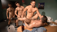 gay men sucking cock pictures hung muscle hunks jessy ares marco wilson junior stellano wilfried knight suck cock fuck gay group orgy command performance from titan men pic