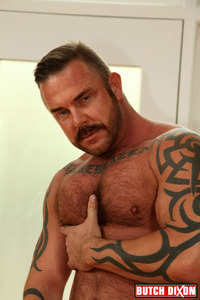 gay muscle bear porn woof alert pete finland tom colt hairy muscle bears