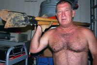 gay muscle bear porn plog hairychest musclebears very furry daddies fuzzy studly manly men hairy armpits bushy chest thick legs mans pictures dad working garage gardening hot sweaty supersite muscle bear leather