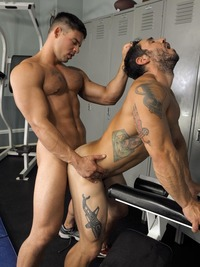 gay muscle bodybuilder cayden ross derek atlas randyblue gay porn gym locker room sweaty workout partner fantasy fucking sucking muscular bodybuilder tattoos rugged masculine scruffy great personality xxx action huge legs thick cock now taking